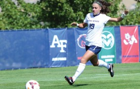 USU fights into MWC semifinal in penalty kick shootout
