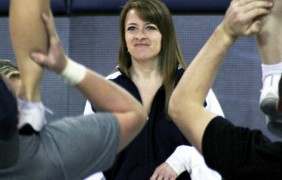 Troumbley named new head coach of Spirit Squad