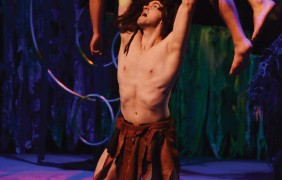 'Tarzan' swings into Morgan Theatre