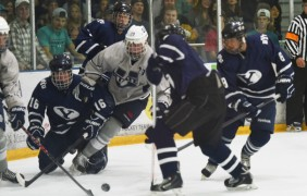 Aggie hockey faces LMU Saturday