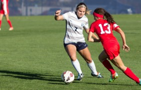 Aggies clinch spot in tournament