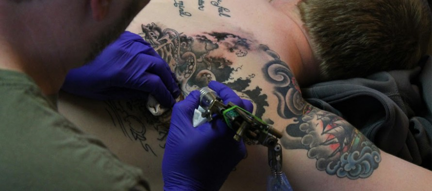 Logan ink a look into the tattoo shops and culture in for Tattoo shops in utah