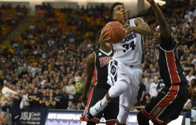 Aggies shoot down Rebels in MW showcase