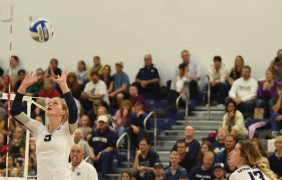 Volleyball opens with scrimmage against Idaho State