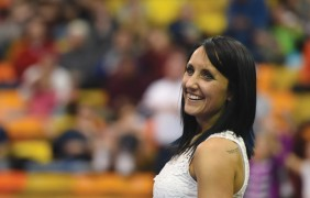 Gymnastics coach gets contract extension