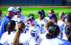 USU softball downed by Washington