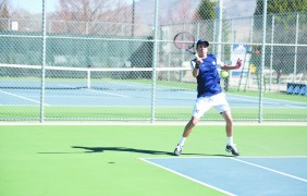 Utah State tennis looks sharp in Boise