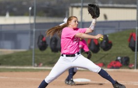 Pitcher Johnson makes room for Schroeder