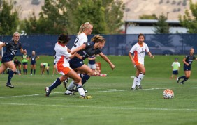 Aggie soccer to miss out on postseason play