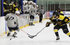 Utah State hockey wins three of four in Beehive Showcase