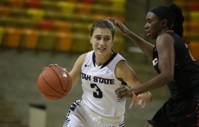 Pacific Tigers clawed by Utah State Aggies