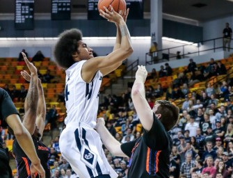 USU men's basketball fails to close out against Boise State