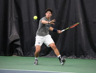 Men's tennis ready for first serve in MW play