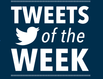 Tweets of the week: 12 January 2017