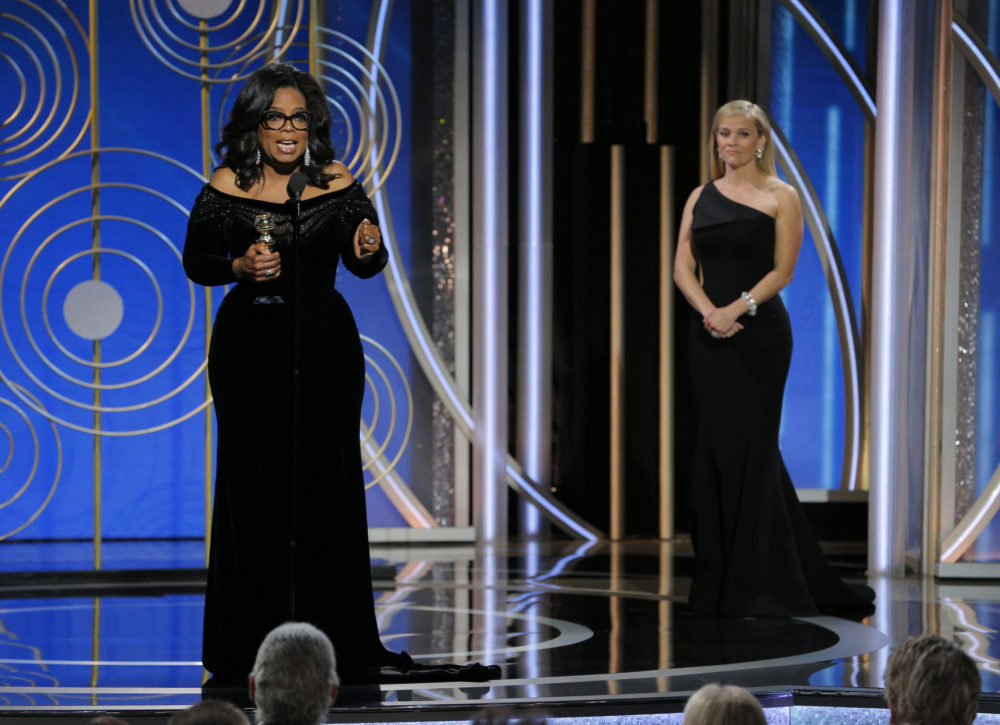 Closing Comments: The Golden Globes highlights the #MeToo movement