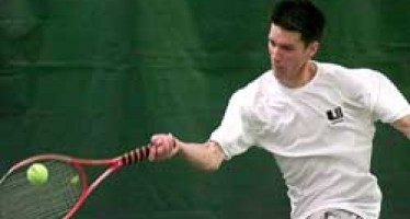 Men's tennis playing with a healthy squad for only the second time