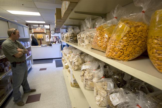 Cookies Bread And Goldfish Oh My The Utah Statesman