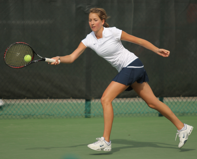 UTAH STATE FALL INVITATIONAL: Women tennis finish strong ...