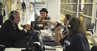 Radio station starts off college tour