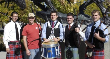 Bagpipe club sets out to rock Utah State