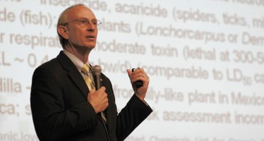 Organic foods challenged by IFT president