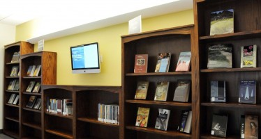 Library features faculty research