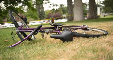 Cyclist collides with slackline in fatal Old Main Hill accident