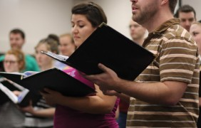 USU choirs to be showcased on Temple Square