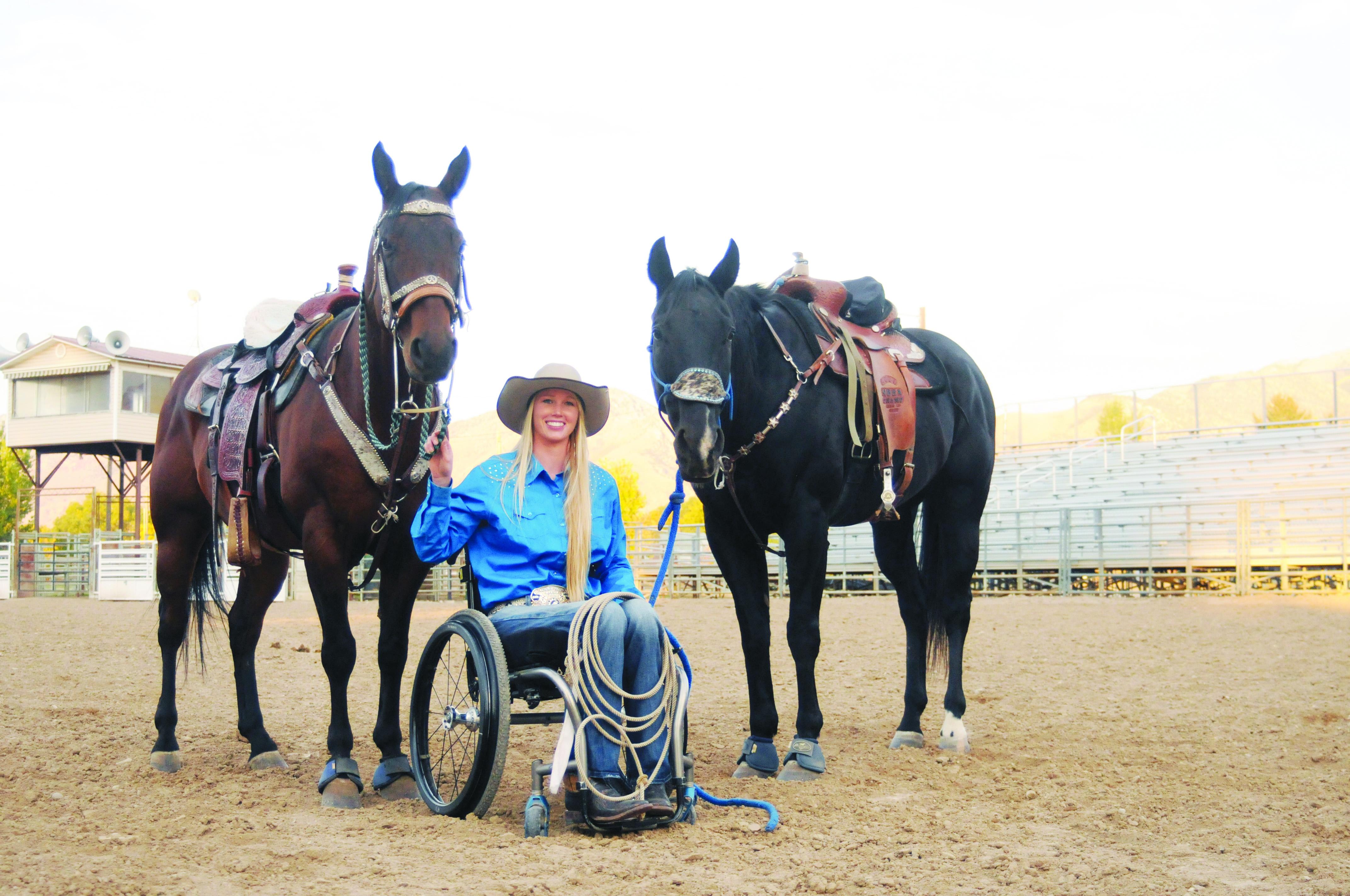 Rodeo Captain Back In The Saddle The Utah Statesman