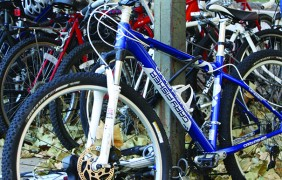 Forgotten bikes could end up in surplus, Aggie Blue Bikes