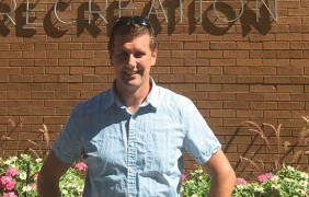Chase Ellis named new Director of Campus Recreation