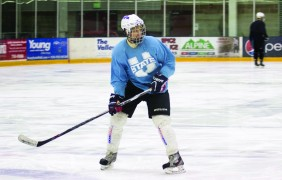 New and improved Aggies hockey looks to turn heads