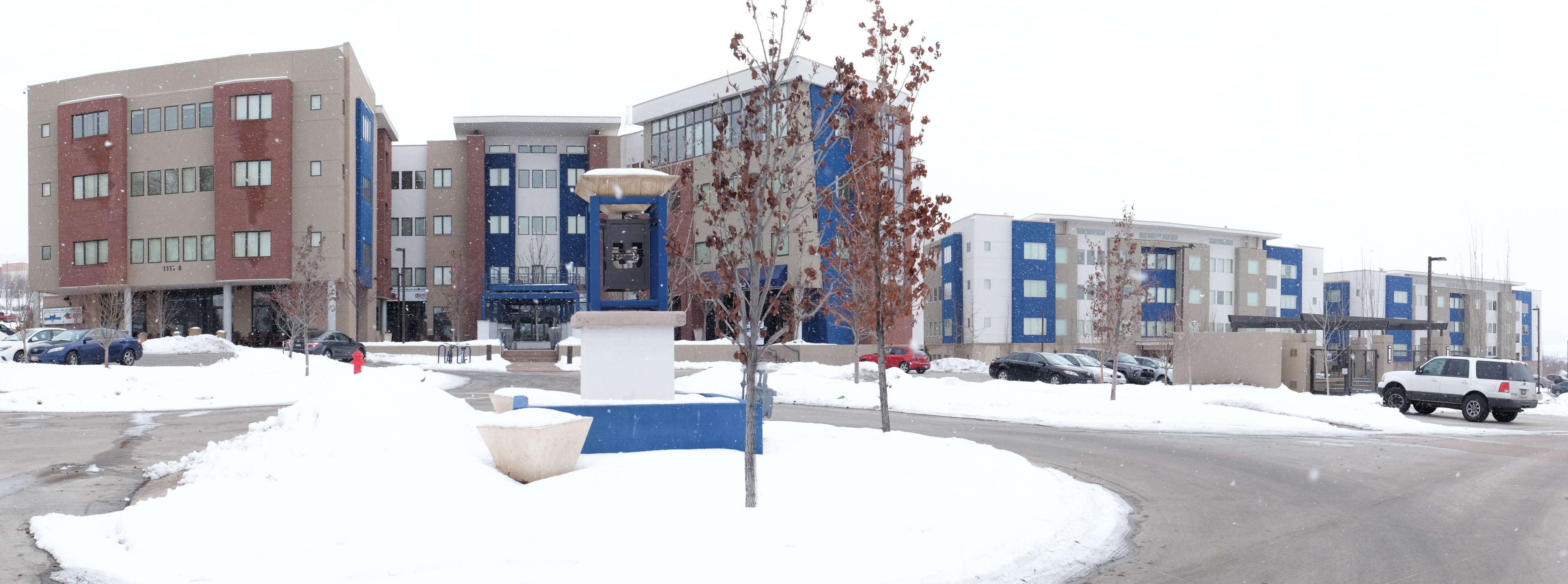 Blue Square Housing Gets Bluer After Purchase By Usu The Utah Statesman
