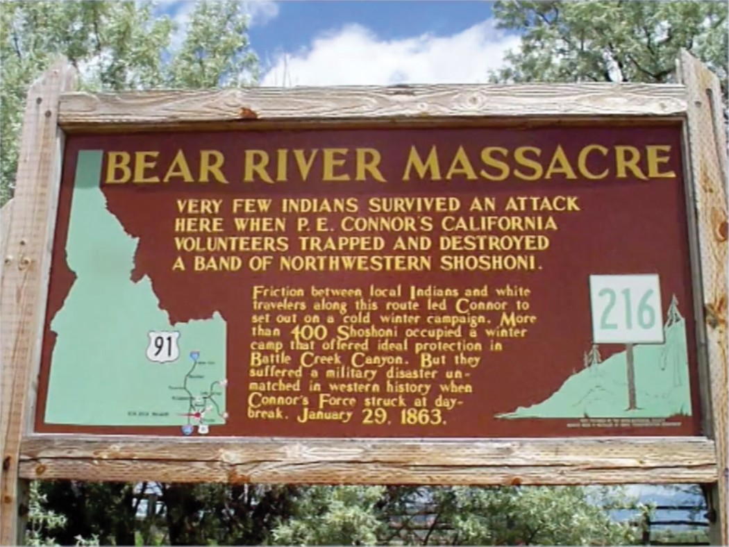 Remembering The Bear River Massacre The Utah Statesman