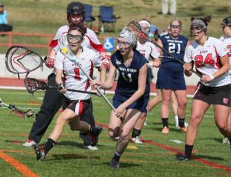 USU women's lax ranks No. 6 at nationals