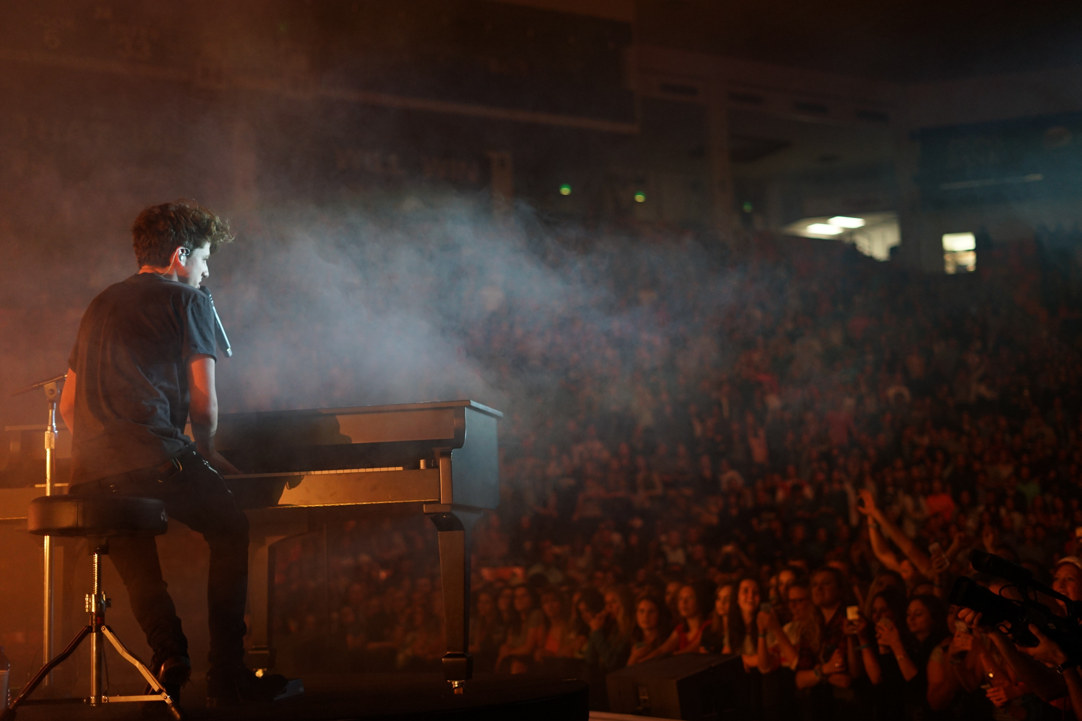 Gallery Charlie Puth Performs At Utah State Homecoming