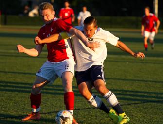 USU Mens Soccer vs. University of Utah