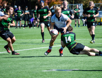 USU men's rugby falls to No. 7 Colorado State at home
