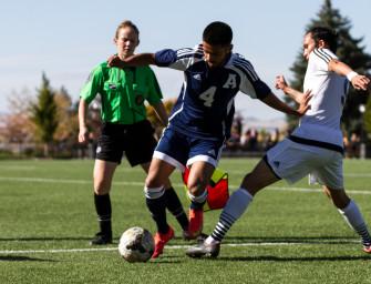 Men's Soccer vs Weber State
