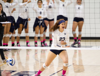 USU volleyball looking to finish four-game homestand strong