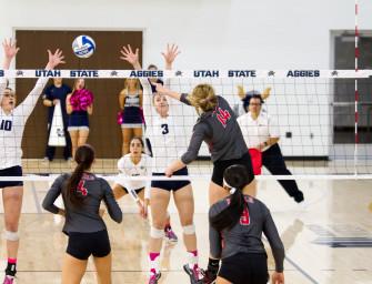 Volleyball vs UNLV