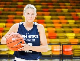 Immediate impact: Hailey Bassett readies for first season in Aggie uniform