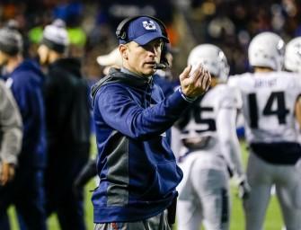 Close the book: Utah State loses season finale to BYU