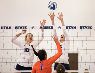 Volleyball vs Boise State