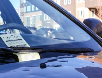 Winter ordinance leaves some Factory residents without parking