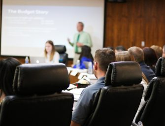 USU fee board hears first proposals for increased fees