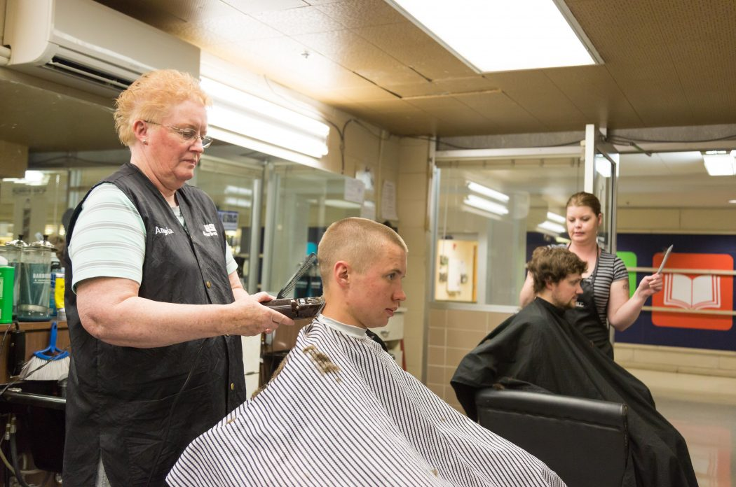 USU Barbershop and the ladies behind the clippers - The Utah Statesman