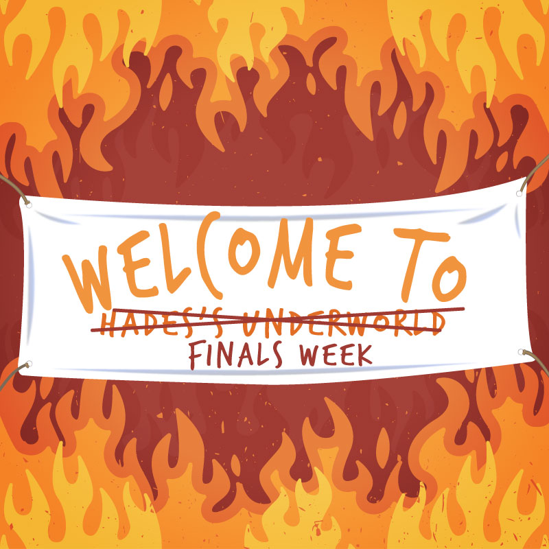 finals week April 30-may 5, 2018 the office of the registrar determines the final exam schedule based on final student registration data and therefore begins scheduling final exams after the add/drop classes deadline for the semester.