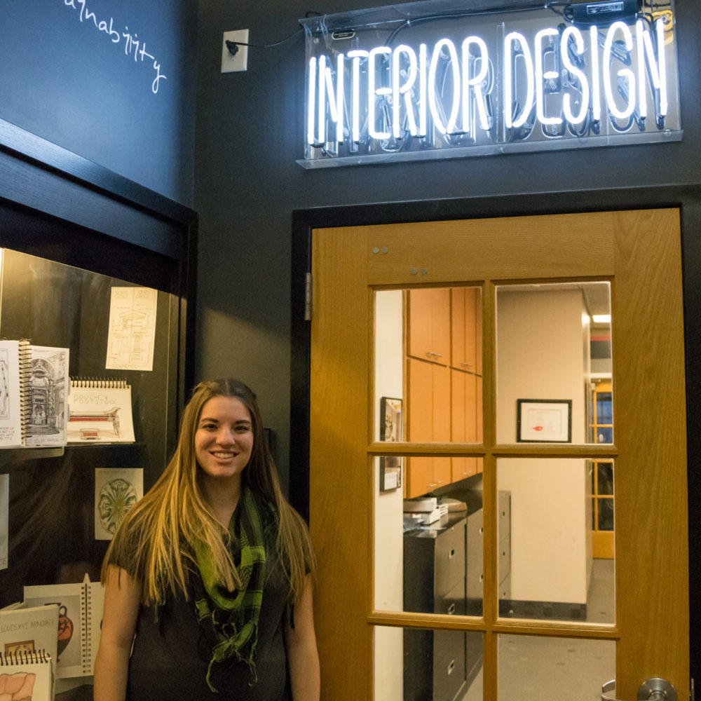 Usu interior design students swept the floor at national - Interior decorator students for hire ...